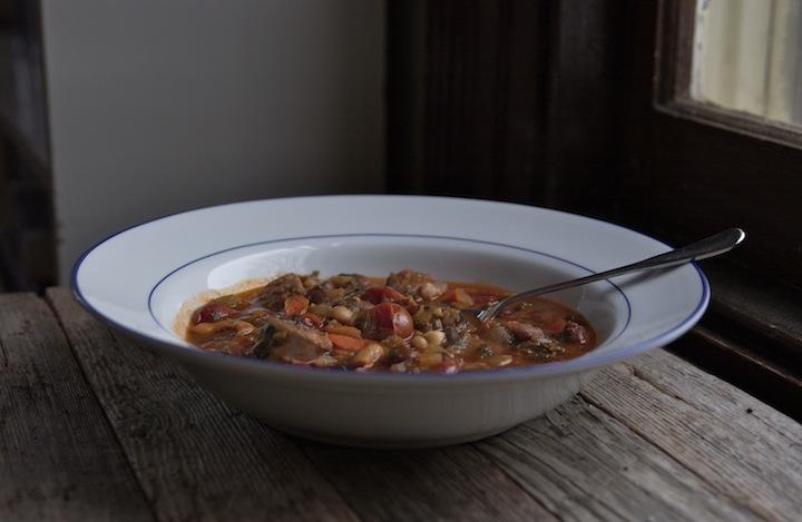 Sunday soup profile