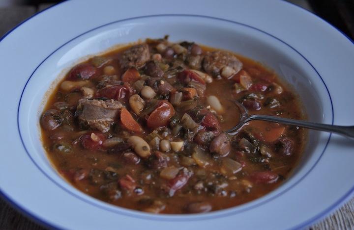 Sunday soup 1
