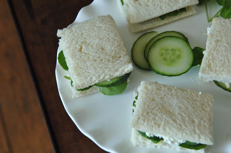 Tea sandwiches 1