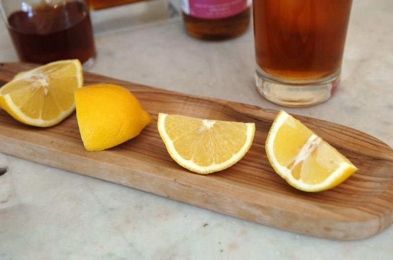 Irish poet lemons