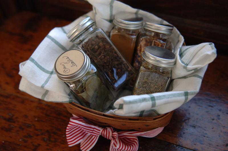 Spice basket 2