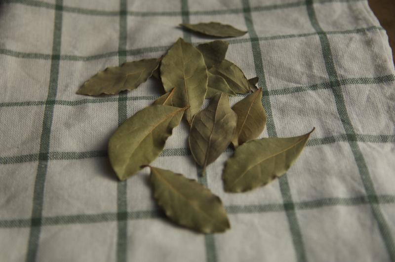 Bay leaves 3