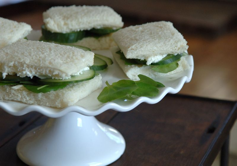 Tea sandwiches 3