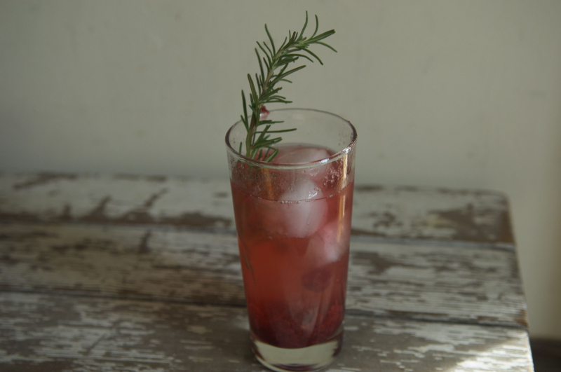 Cranberry cocktail 4