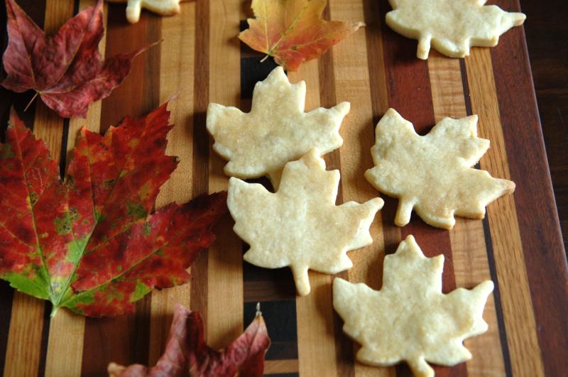Maple sugar cookies 4