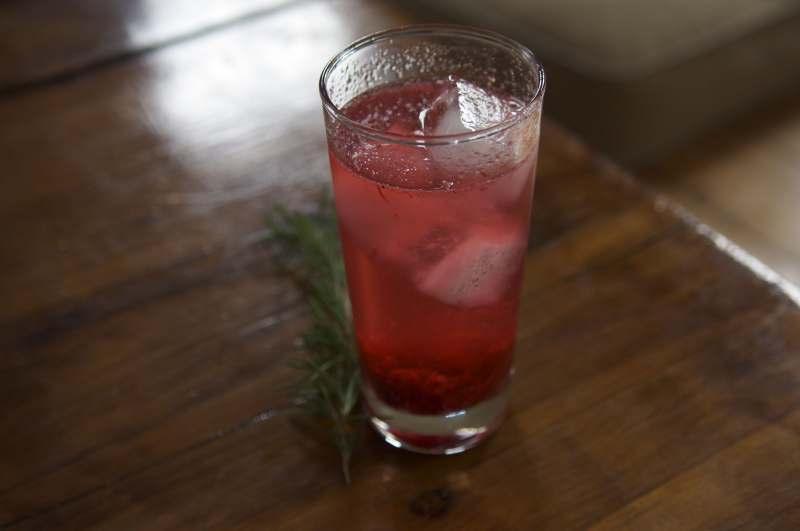 Cranberry cocktail 2
