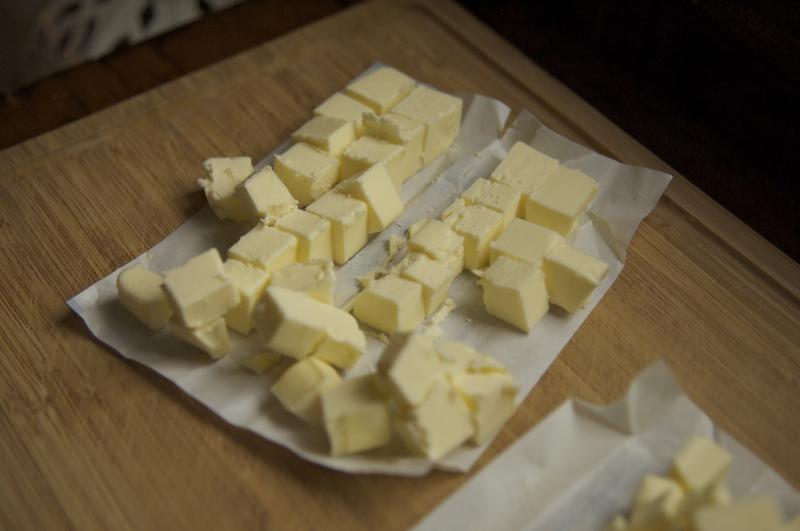 Pie dough butter 3